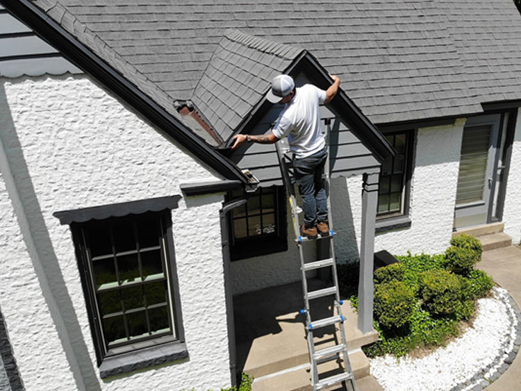 Frisco Roof Inspection